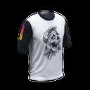 Jersey MTB 3.0 #XS 80's Skull